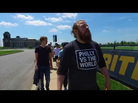 Fusion Hoco at the Philadelphia Union (видео)