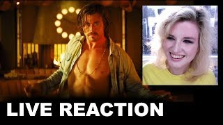 Video Bad Times at the El Royale Trailer REACTION MP3, 3GP, MP4, WEBM, AVI, FLV Agustus 2018