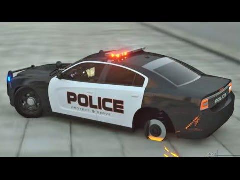 Полицейская машина Купер. Мультфильмы про машинки онлайн видео