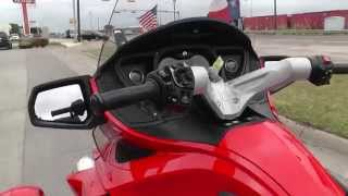 10. 000130 - 2012 Can Am Spyder RTS SE5 - Used Motorcycle For Sale