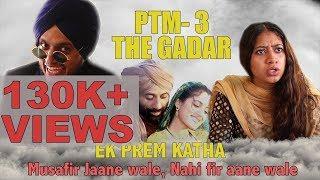 Video PTM-3- The Gadar- Ek Prem Katha- Langda Aam Productions ft. Sunny Deol MP3, 3GP, MP4, WEBM, AVI, FLV September 2018