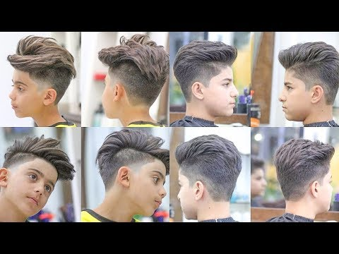 Beard styles - Best Kid's Hairstyles - Most Attractive Haircuts For Kids Boys That's Mom love