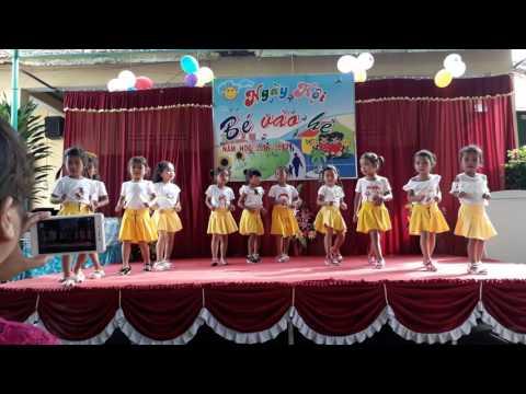 Tổng kết năm học 2016-2017 lớp lớn A KonrơBàng
