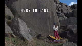Hers To Take - short documentary TRAILER - DabRats Special by Bouldering DabRats
