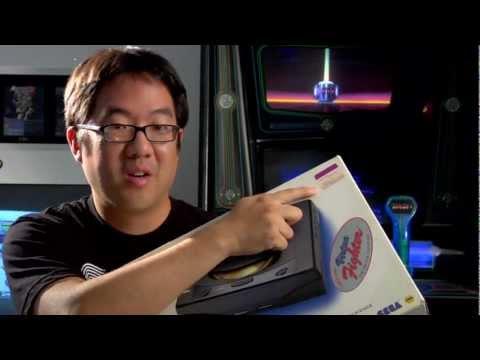 Retro Hardware - Sega Saturn - TGS