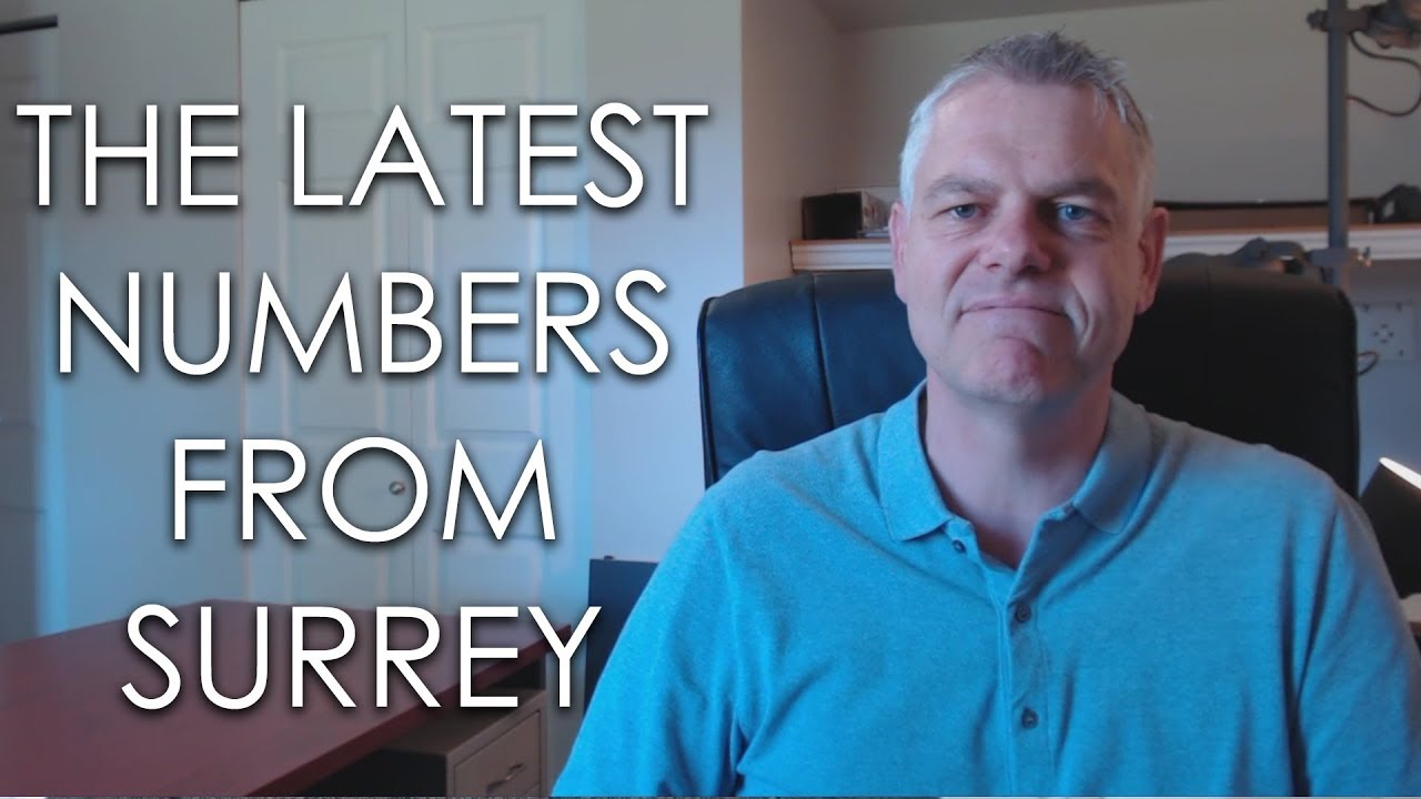 Surrey Market Update for May 2018