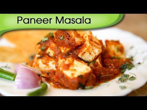 Paneer Masala | Restaurant Style Gravy Recipe By Anuradha Toshniwal
