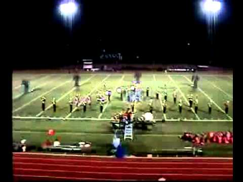 West Chester East High School Marching Band 2012 - Once Upon A Time