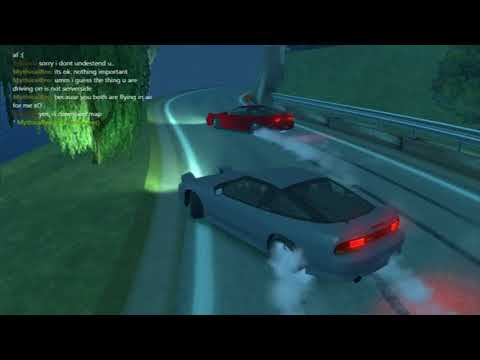 GTA IV | CitizenFX | Mountain Drift | 240SX