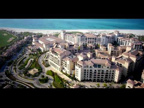 The St. Regis Saadiyat Island Resort, Abu Dhabi - The Resort
