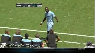 Mario Balotelli trickst und wird ausgewechselt