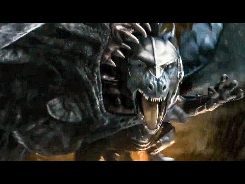 Dragon Battle Scene - ERAGON (2006) Movie Clip