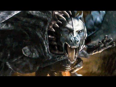 Dragon Battle Scene - ERAGON (2006) Movie Clip