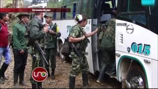Más de tres mil policías y agentes del CTI establecieron un cordón de seguridad en el centro de Bogotá, alrededor de la plaza de toros, para impedir agresion...