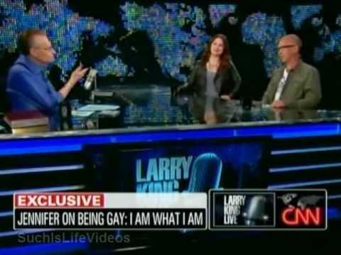 Jennifer Knapp - Larry King Live (04/23/2010) - Pt. 3