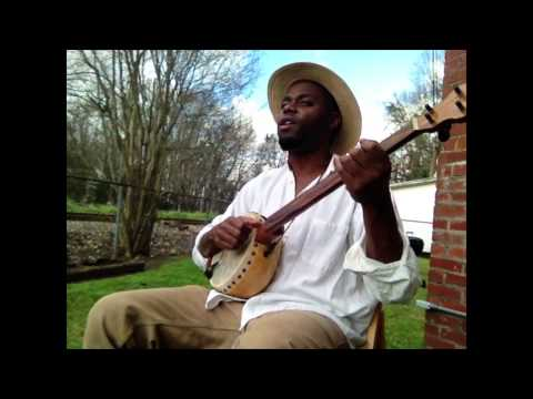 The original banjos were made out of gourds and played by African slaves on plantations. This is what the instrument sounded like.