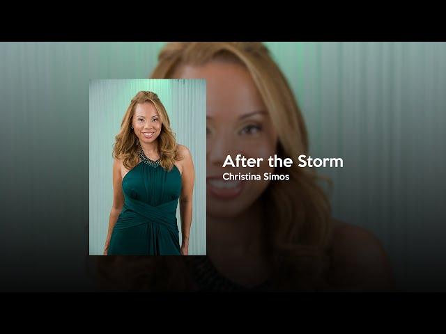 Christina Simos - After the Storm