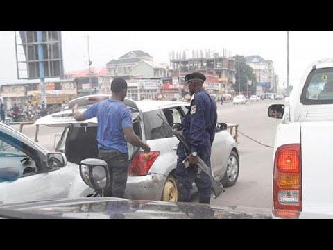 Βίαιη καταστολή αντικυβερνητικών διαδηλώσεων στη Λ.Δ. του Κονγκό