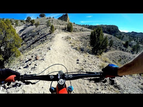 Mountain biking: The cure to all that ails you (видео)