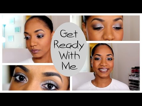 � GET READY With ME � Cool Neutral EYES & LIPS (w/ Make Up For Ever, ABH)