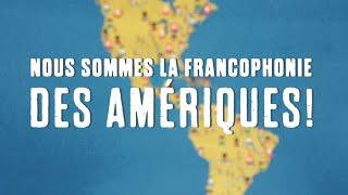 Video La francophonie des Amériques MP3, 3GP, MP4, WEBM, AVI, FLV Juni 2017