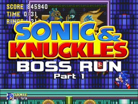 sonic 3 & knuckles megadrive rom