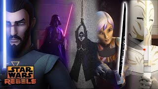Video Lightsabers: Lore, Legend, and Duels | Star Wars Rebels | Disney XD MP3, 3GP, MP4, WEBM, AVI, FLV Juni 2019