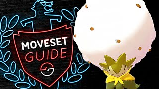 How to use ELDEGOSS! Eldegoss Moveset Guide! Pokemon Sword and Shield! ⚔️🛡️ by PokeaimMD