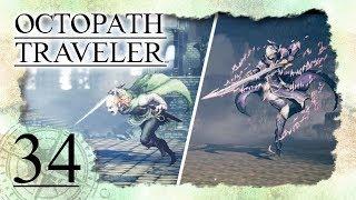 • Therions Finale - Darius wird benutzt! (+Schrein der Runenklinge) •️ OCTOPATH TRAVELER #34