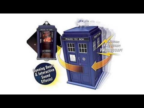 Video View the latest video of Doctor Who Flight Control Tardis Vehicle