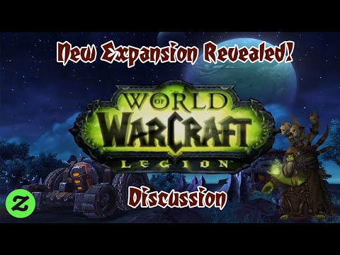 New WoW Expansion Revealed! - Content Discussion