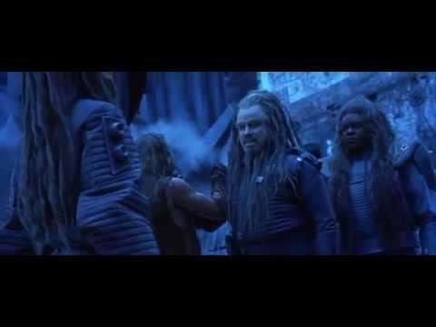 Just The Man Animals in Battlefield Earth