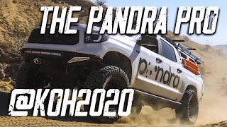 The Pandra Pro – Walkthrough with Allyn Pierce at KOH2020