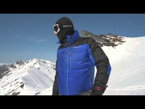Mountain Designs White Limbo Gear: Everest to the Snow Fields
