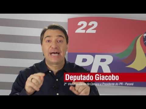 Em Marquinho (PR) é Maria Jucelei Accordi 22 nas eleições 2008 apoia Giacobo