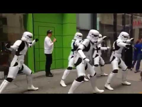May The 4thh Be With You