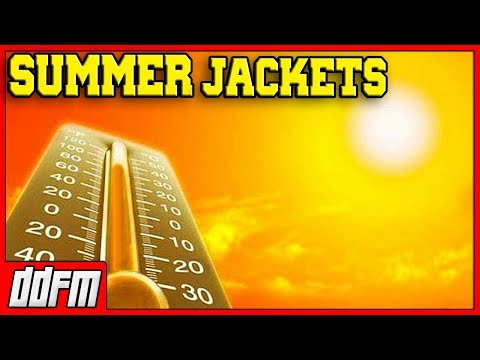 5 Best Summer Motorcycle Jackets!