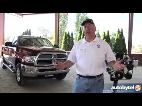RAM Truck Technology with RAM Chief Engineer Mike Cairns