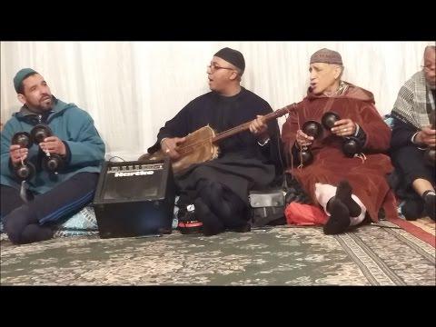 Lila 2017 Màalam Smail Rahil & Màalam Abdelkbir Marchan – Moussaka Bari Bari  – & Gnawa Oulad Bambra