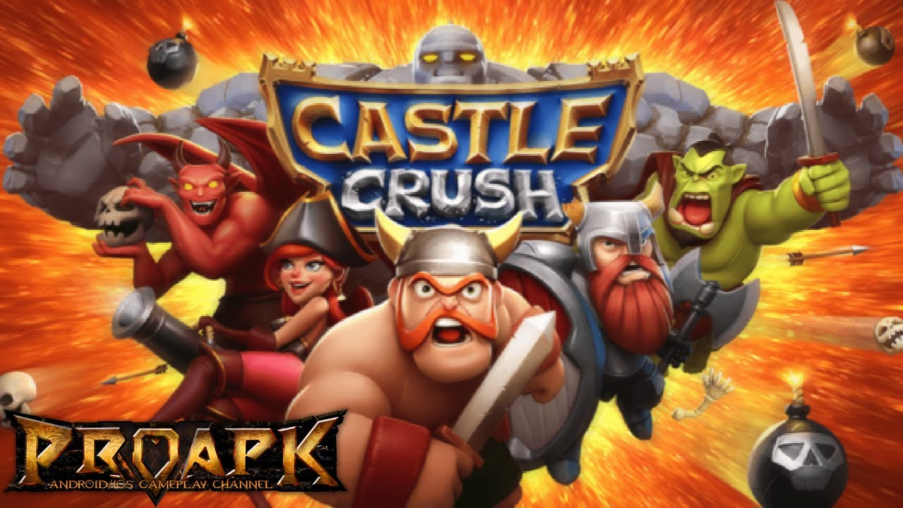 Castle Crush - Strategy Game