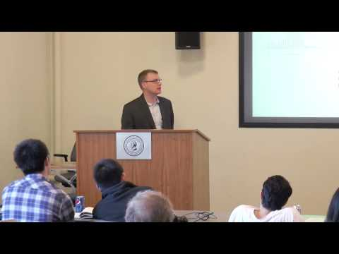 Stevens Institute of Technology:  BI&A Small Talks About Big Data – Dr. Mason