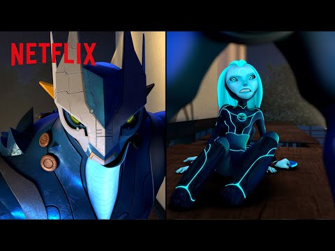 Epic Battles from Wizards, Trollhunters & 3Below 💥 Tales of Arcadia | Netflix Futures