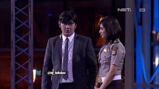 Video The Best Of Ini Talk Show - Wah Andre Berani beraninya Nih Ngerayu Brigadir Eka! MP3, 3GP, MP4, WEBM, AVI, FLV Mei 2018