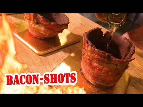 Whiskey Glas aus Bacon??? | #geilergehtsnicht - Die Grillshow Special
