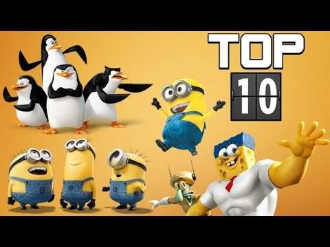 Filmes de animação completos dublados 2017 lançamento - TOP 10 - MELHORES FILMES DE ANIMAÇÃO - 2015 HD