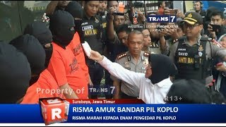 Video TRANS7 JATIM - Risma Ngamuk!! Bandar Diminta Telan Narkoba MP3, 3GP, MP4, WEBM, AVI, FLV September 2018