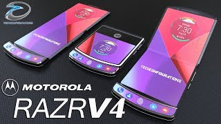 Motorola RAZR V4 Introduction, the Foldable Smartphone is here,The Legend Reborn!!