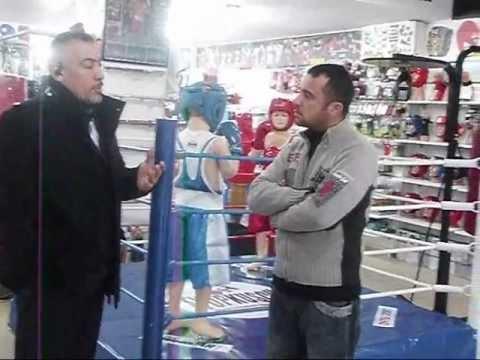 Eyüp KUŞÇU ile Kenan DAMAR Röportaj RADYO ÜMRANİYE 08.12.2012