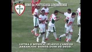Hino da Portuguesa Londrinense