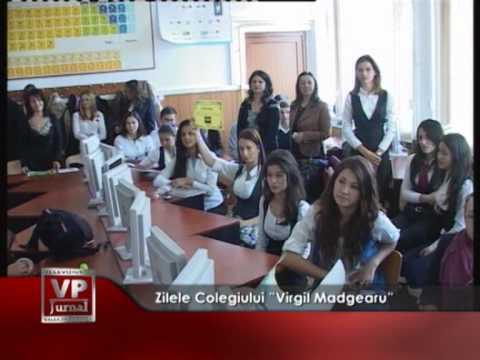"""Zilele Colegiului """"Virgil Madgearu"""""""